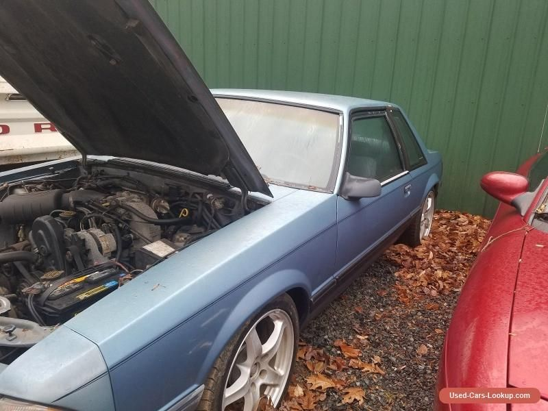 1990 Ford Mustang LX Sedan 2-Door #ford #mustang #forsale ...