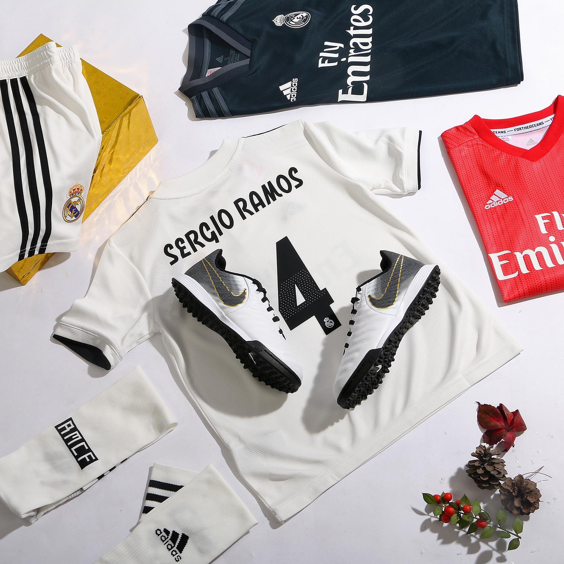 Instalación Corea combustible  Sergio Ramos Niño | Equipo de fútbol, Vestuarios deportivos, Sergio ramos