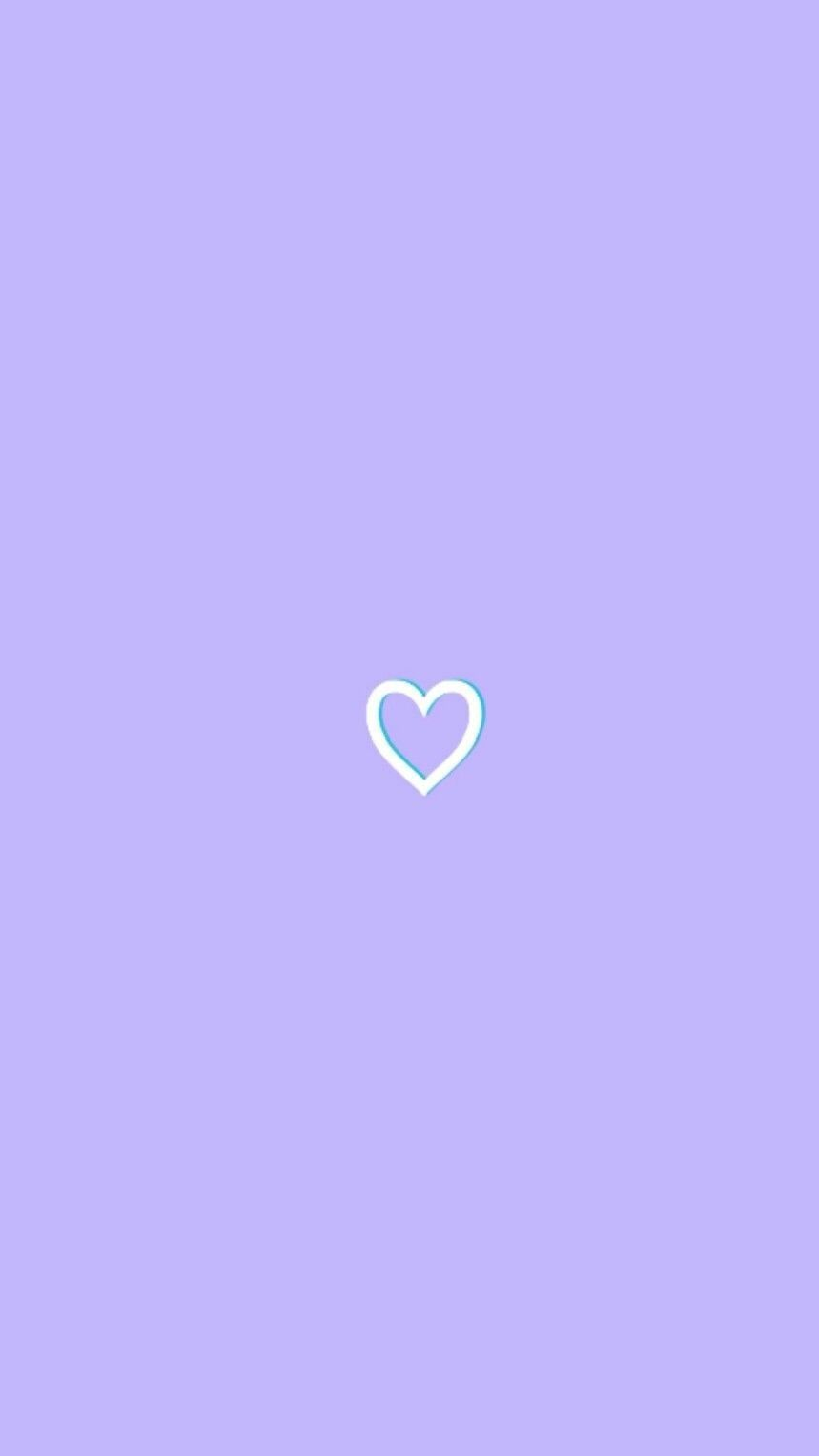 Aesthetic Pastel Purple Wallpaper Iphone