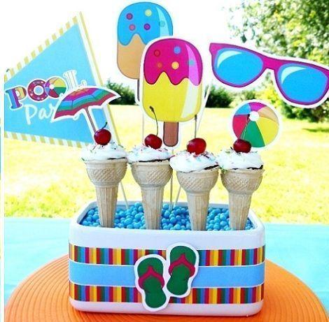 Fiesta en la piscina no te pierdas nuestros consejos for Albercas para fiestas