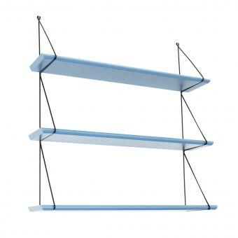 Etagere Babou Triple Bleu Paradis Baby Bedroom Shelves Home