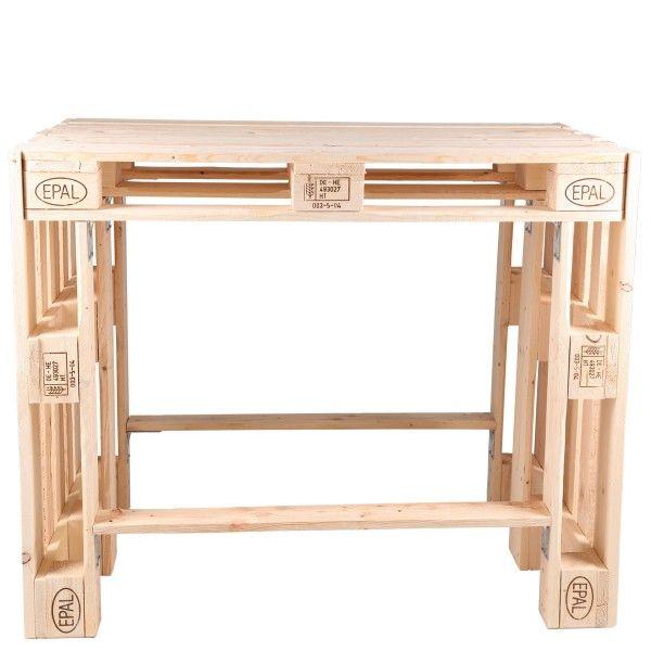 bartisch aus paletten palettenm bel bj rn st paletten in 2019 pinterest m bel aus. Black Bedroom Furniture Sets. Home Design Ideas