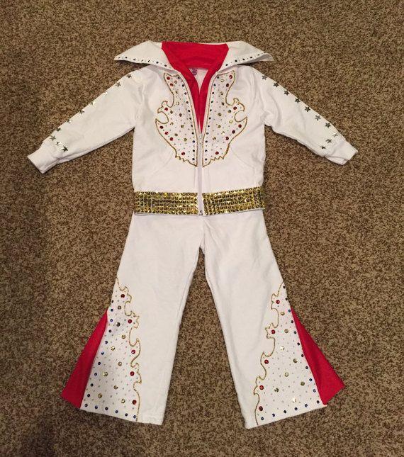 Disfraz Elvis Niño | DIY | Disfraz de elvis, Niños y Dia de los muertos