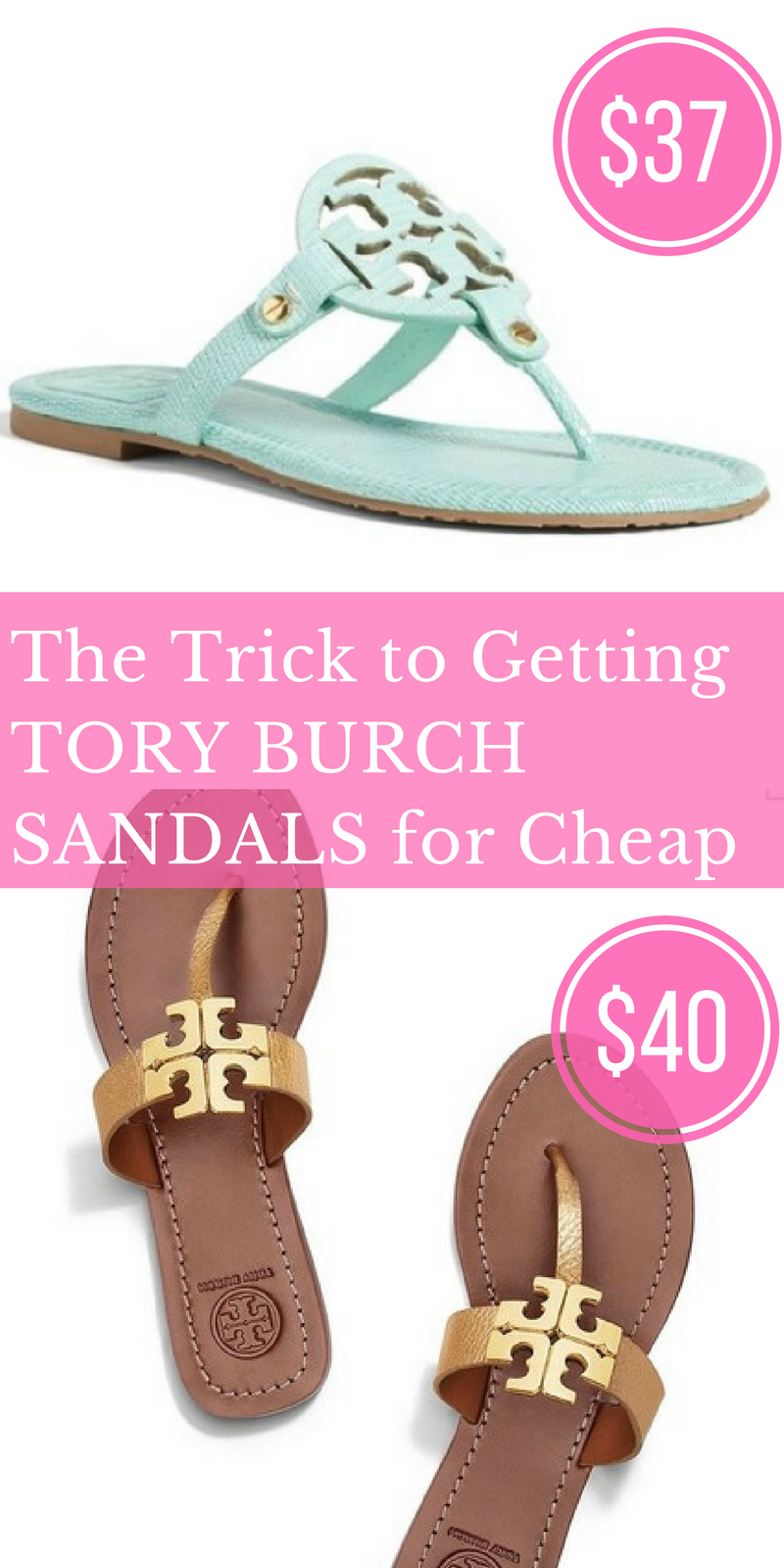 29a4b50e932a2b List an Item or Make an Offer! Buy and Sell Tory Burch Sandals at Poshmark!  Install for free now! Shipping is also fast and easy for sellers and buyers!