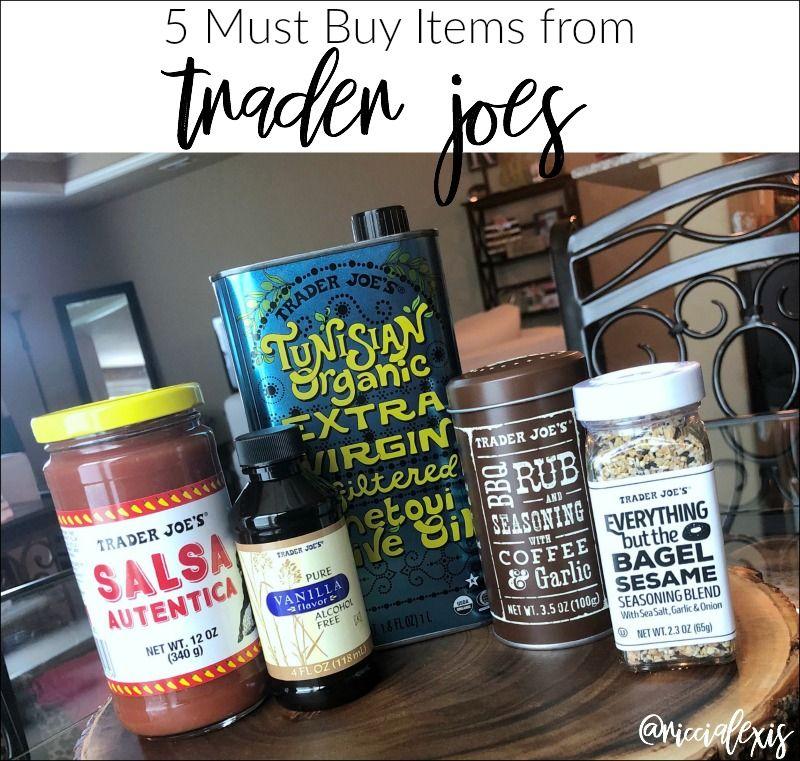 5 must buy trader joes items trader joes creative food