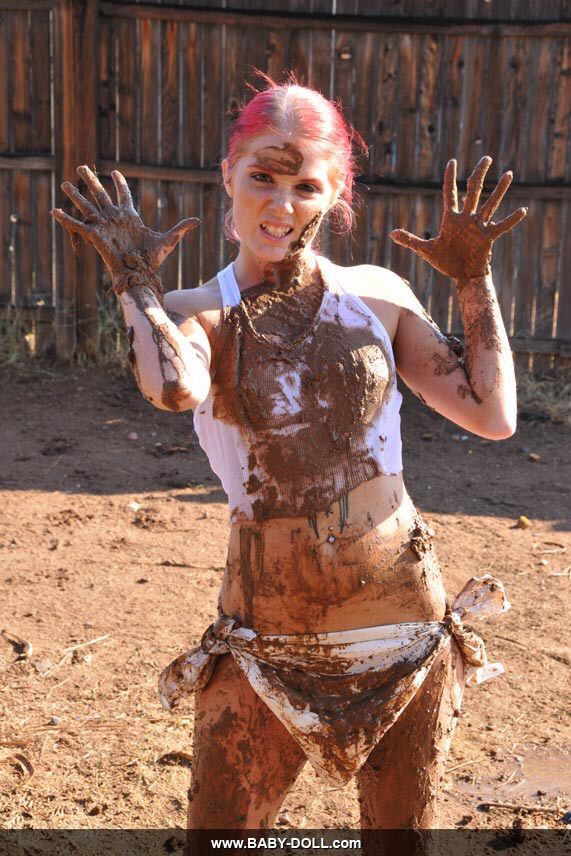 Messy diaper girls xxx images 18