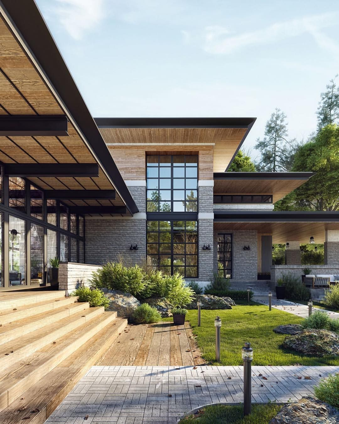 New Modernhome Exterior Design