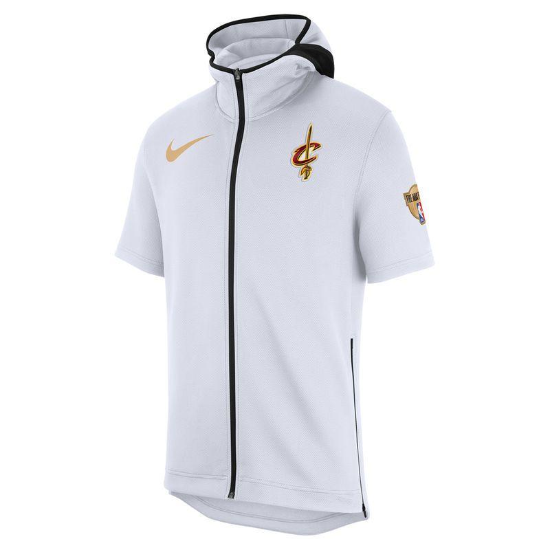hot sale online b040c 0f2df Cleveland Cavaliers Nike 2018 NBA Finals Bound Therma Flex ...