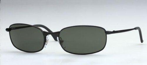 Ray Ban RB3162 Sleek Sunglasses - 006 Matte Black (G-15XLT Lens) - 52mm Ray-Ban. $83.30. Save 15% Off!