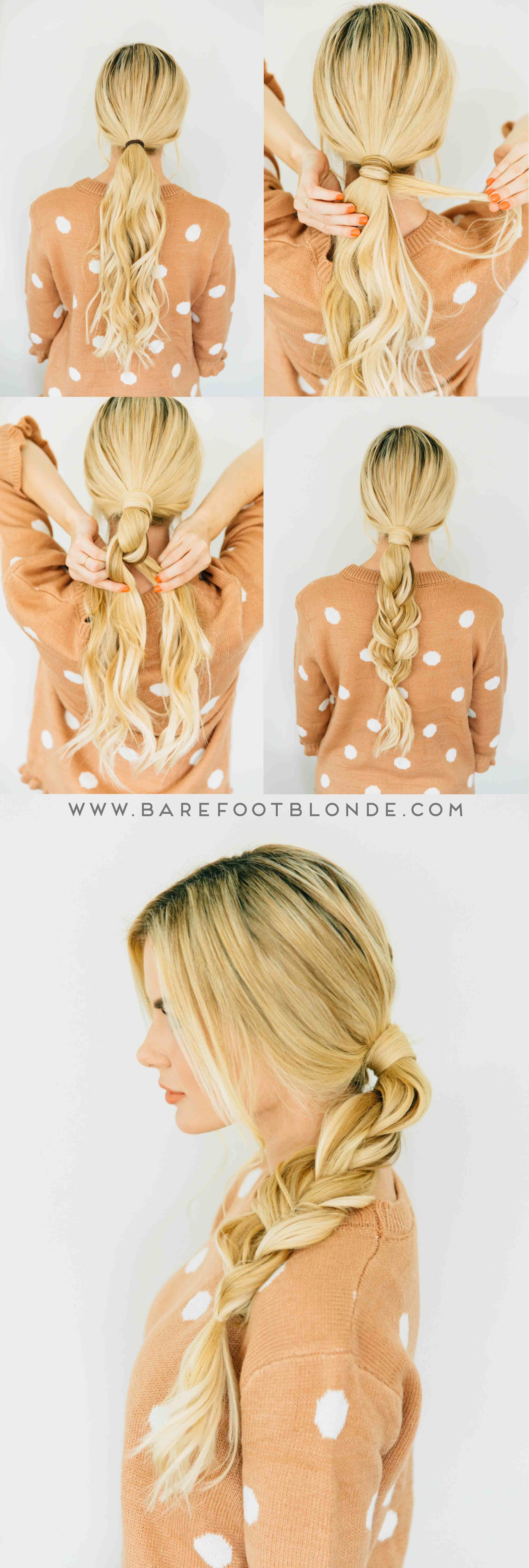 Three easy hairstyles three minutes each hair u beauty