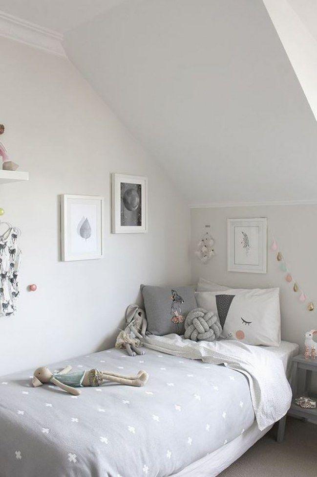 Ihr möchtet eurer Tochter ein schönes Zimmer einrichten ...