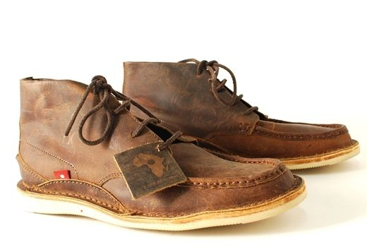 MOGADO HI - BROWN/YELLOW BY OLIBERTE Check them out here ---> http://www.citysoles.com/product.asp?lt=d=9644=0=men=CSN01488#.UF-zw6TyaQ0