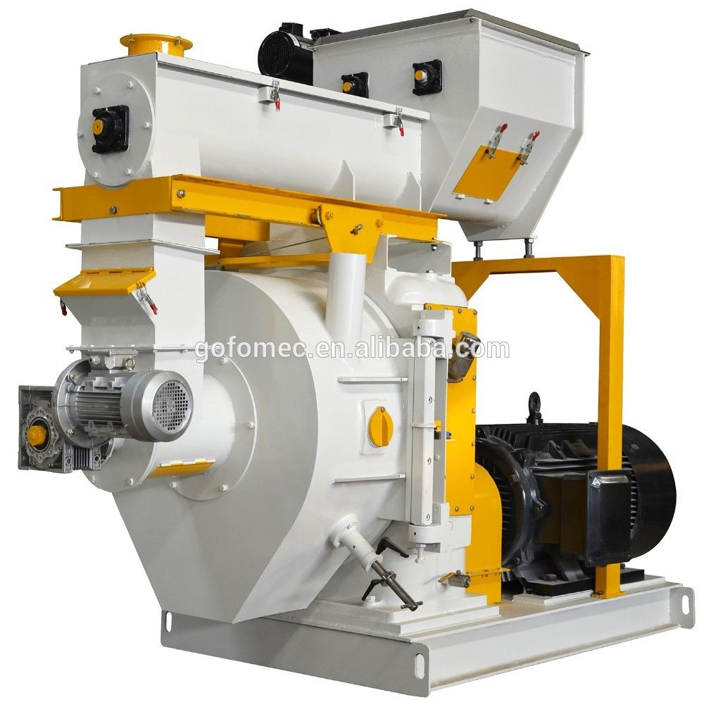 Farm Poultry Feed Mill Equipment Feed Pellet Machine Feed Pellet Mill Wood Pellets Pellet Wood