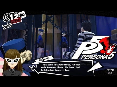 Persona 5 Who wrote the list?! Episode 98 Persona 5