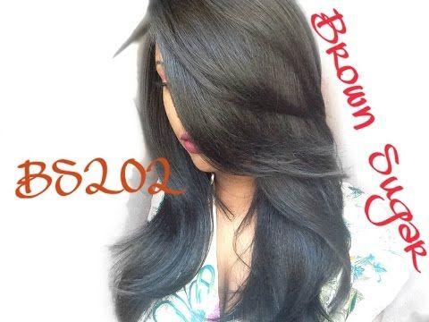 Brown Sugar Soft Swiss Lace BS202 (SistaWigs) - YouTube