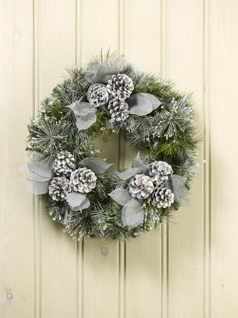 12 Unique DIY Christmas Wreaths Christmas wreaths to