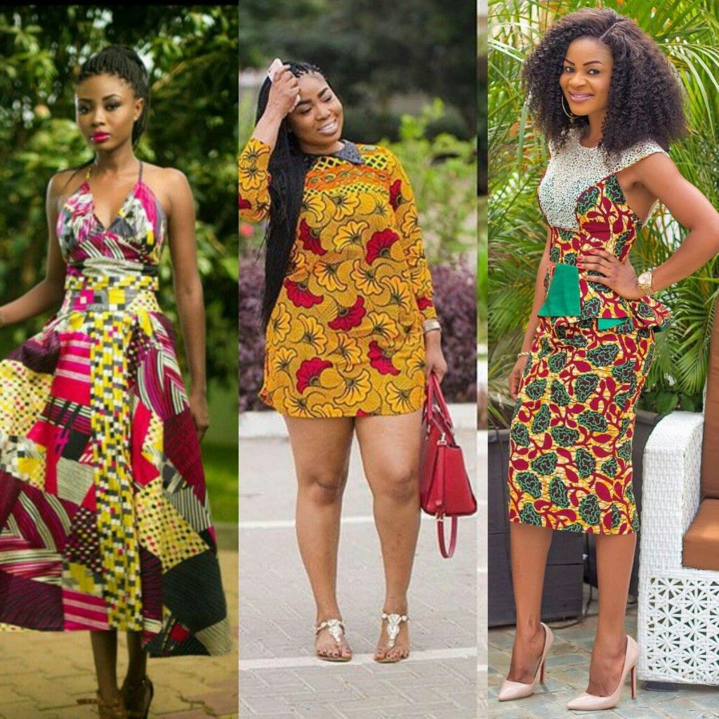 Latest african fashion ankara kitenge african women African fashion designs pictures