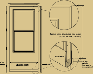How To Install A Storm Door   Bob Vila