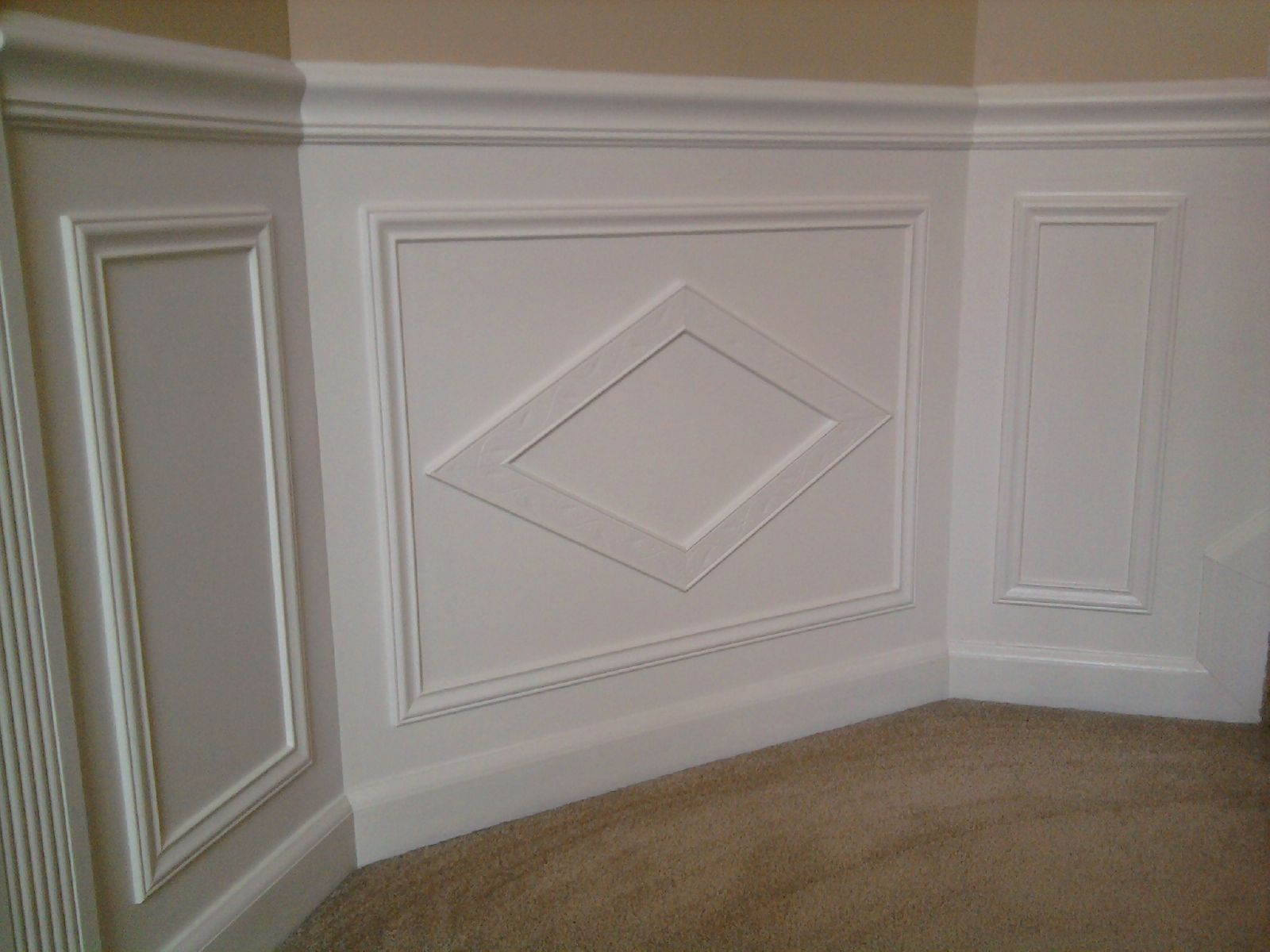 How to cut base molding around wall vent - Trim Work Design Tips From Casing To Crown Molding All About The House