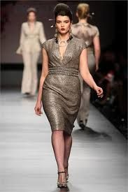 moda mujer tallas grandes -