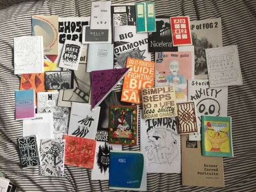 bythenorthstar:Not sure when I amassed a collection, but wow! I...
