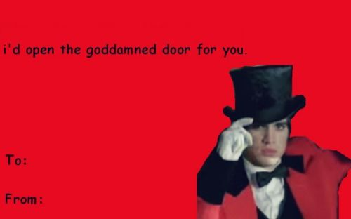 Fall Out Boy Tumblr Valentines Google Search Band Humor Valentines Memes Brendon Urie