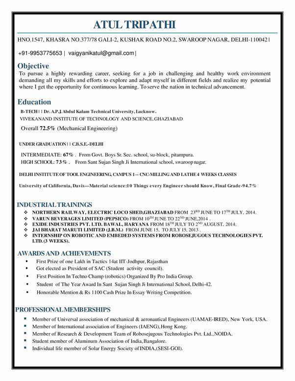 Technical Skills For Mechanical Engineer Resume Best Of What Is The Best Resume For Mechanical Engine In 2020 Engineering Resume Mechanical Engineer Resume Best Resume