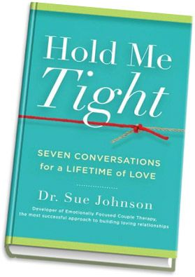 Sue Johnson, author of Hold Me Tight: Seven Conversations for a Lifetime of Love
