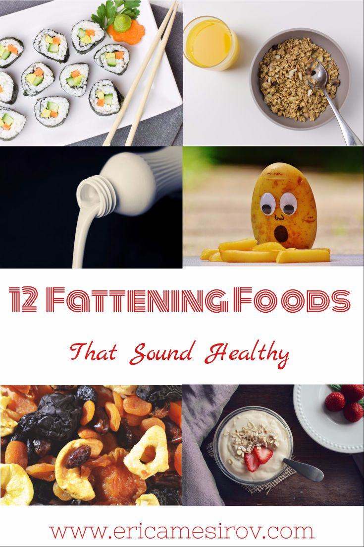 12 healthy foods that made me fat weight gain 12 healthy foods that made me fat forumfinder Image collections