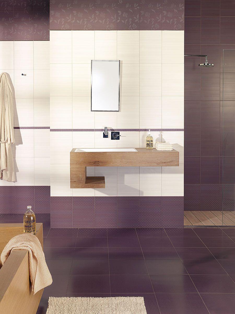 classique - Faïence et carrelage pour murs carrelés salle de bains ...