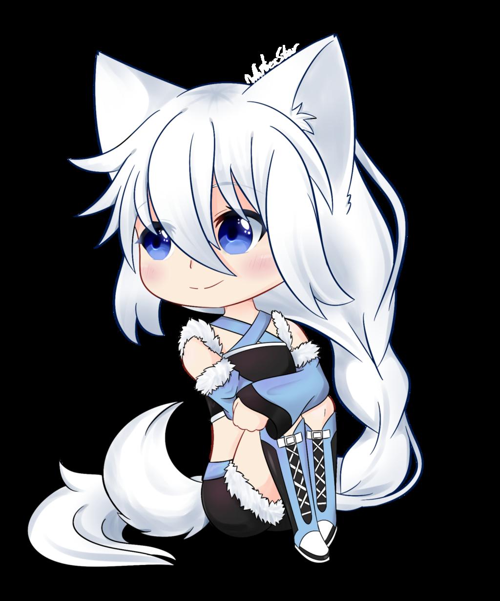 Image Result For Chibi Anime Wolf Girl Anime Chibi Chibi