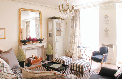 How about an apartment in Paris? Yes!!! Chez Vous ...