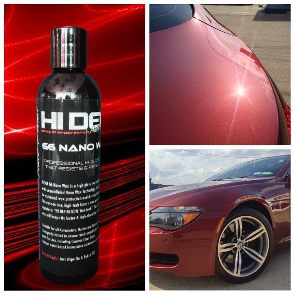 How To Get A Wet Look Shine On A Car