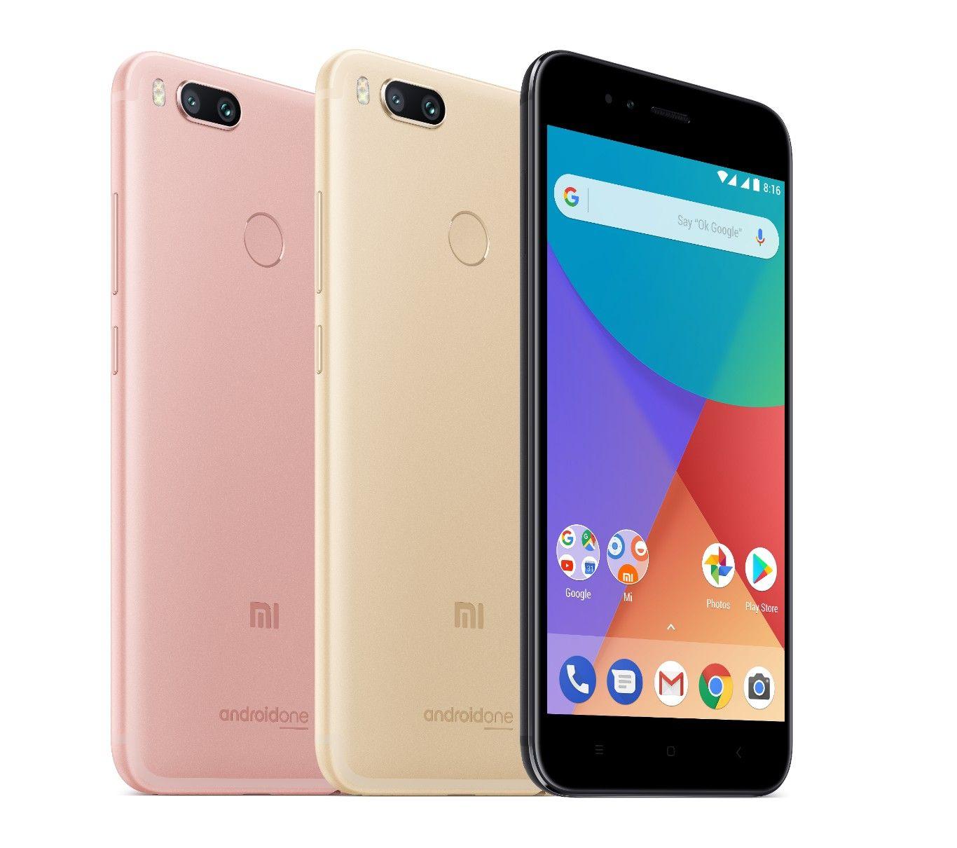 Four Xiaomi Apps Come PreInstalled On The Xiaomi Mi A1
