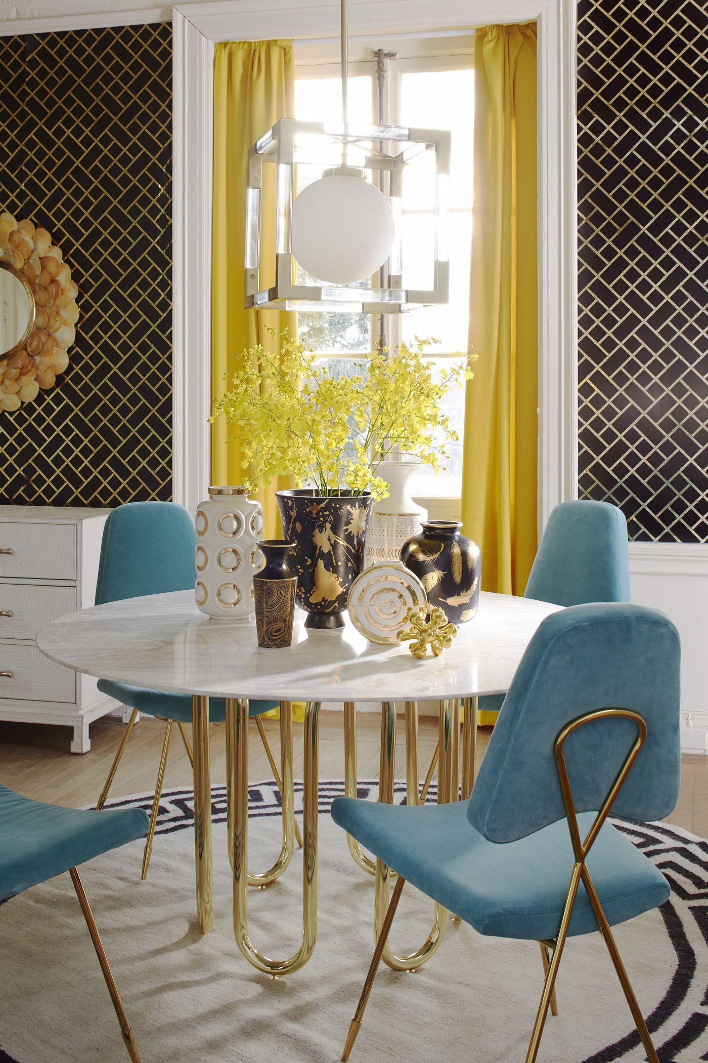 Top interior designers turquoise top interior designers for Jonathan adler interior design