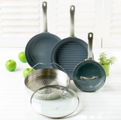 Green Pans Safe Eco Friendly Non Stick Cookware