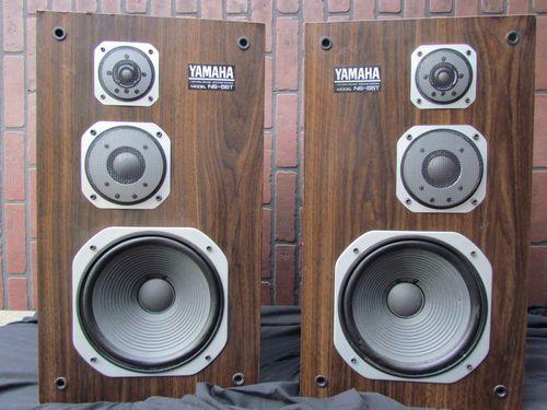 Yamaha ns 55t speakers monitors 10 1000 audio for Yamaha 10 speaker