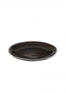"Dessert-Teller ""Nordic Coal"""