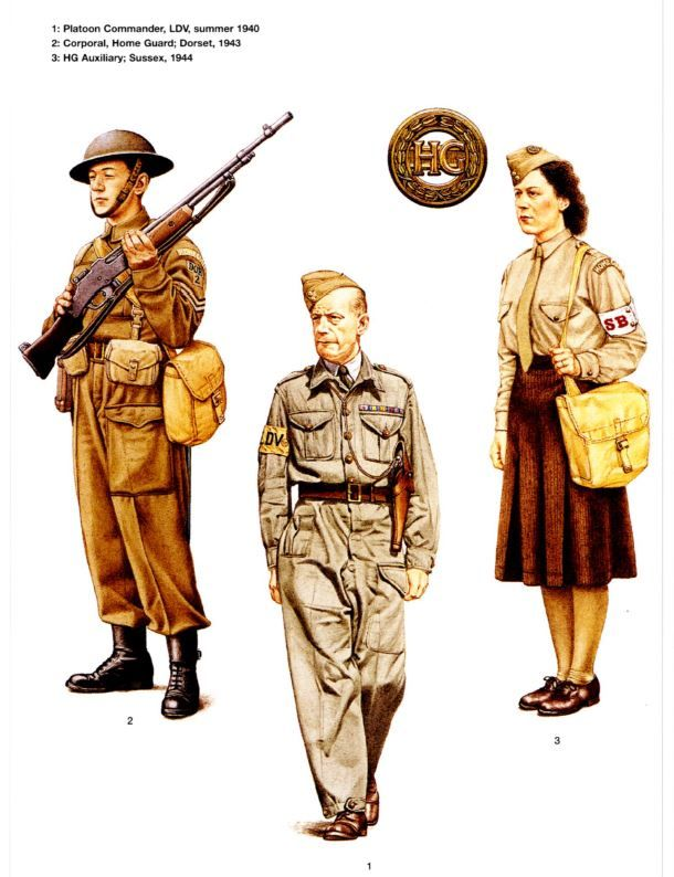 home guard in britain 1940 1944 The auxiliary units or british resistance organisation 1940-1944 synopsis auxiliary recruited primarily from the ablest home guard personnel.