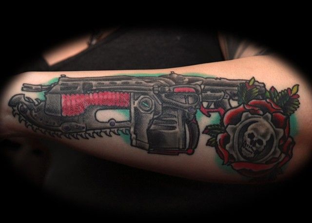 Farm Tattoos Animal Chicago | Farmer With Tattoo | Pinterest ...