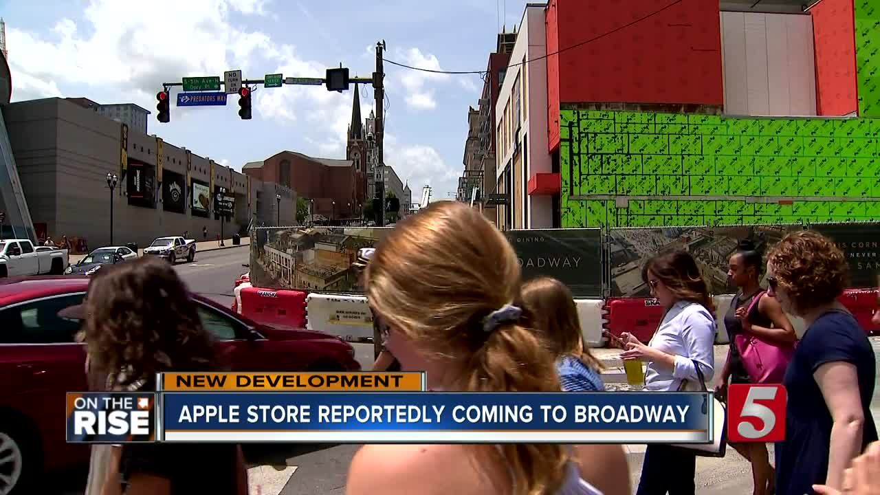 Apple Store Reportedly Coming To Fifth Broadway Apple Store Broadway Apple