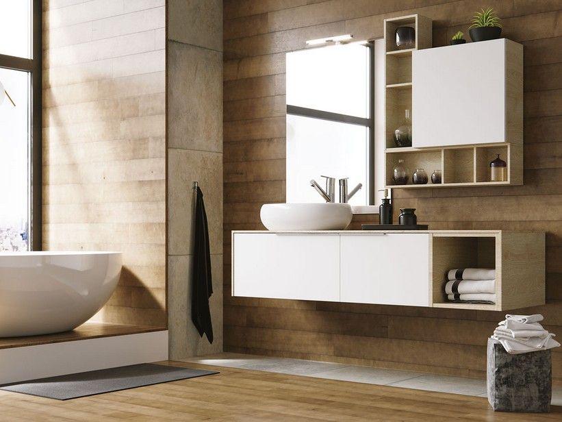 Mobili bagno componibili Serie App (con immagini) Mobile