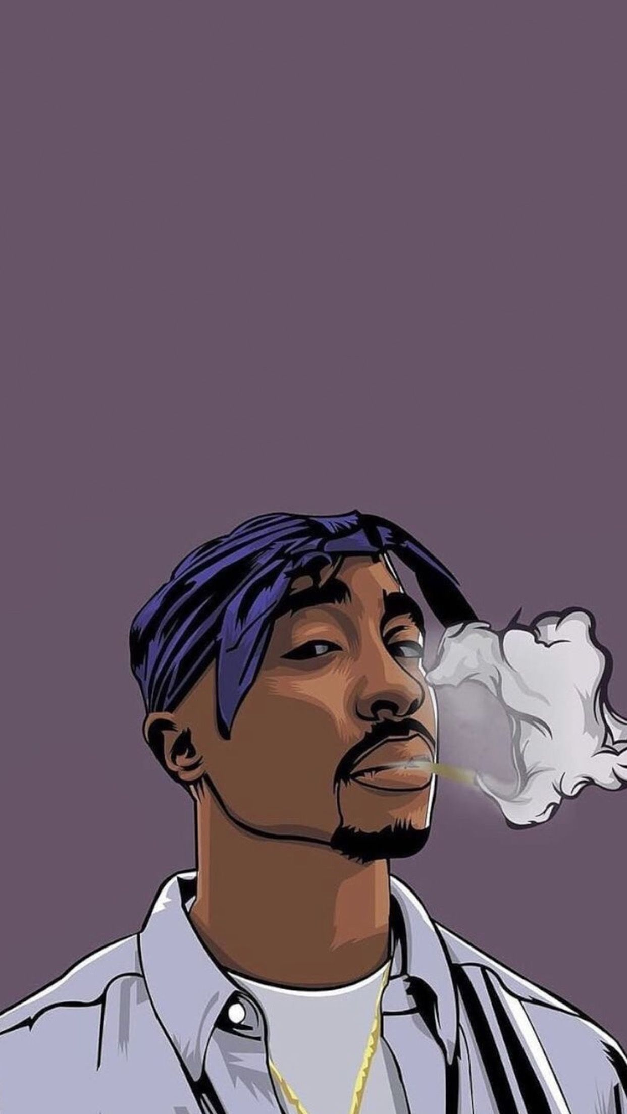 Tupac iPhone Wallpaper Tupac 2pac wallpaper Rapper