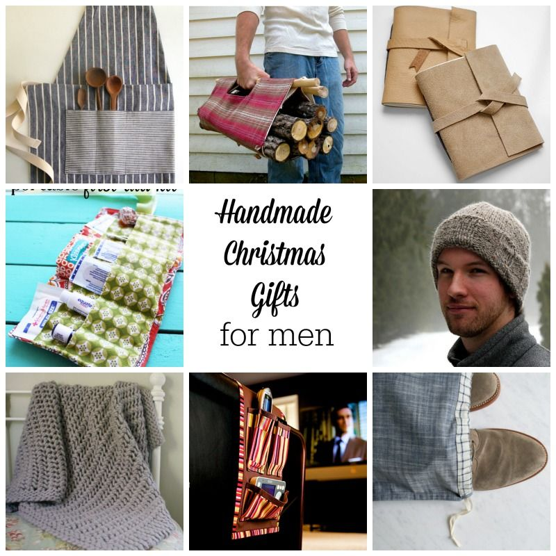 Handmade Christmas Gifts For Men
