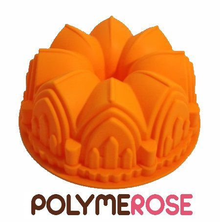 Polymerose Silicone Bundt Fluted Pan Mold 8 Cups 85 Diameter For More Information Visit Image Affiliate Li Cake Molds Silicone Baking Pans Baking Essentials