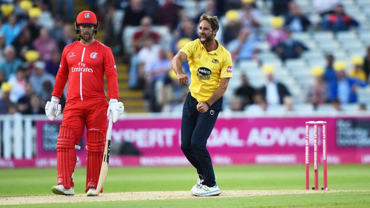 Birmingham's defeat of Lancashire leaves them needing