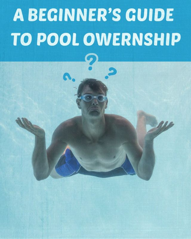 a beginner 39 s guide to new pool ownership pools. Black Bedroom Furniture Sets. Home Design Ideas