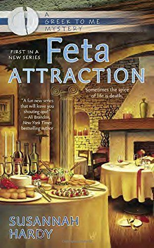 book cover of   Feta Attraction