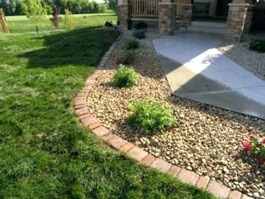 Concrete Garden Edging Ideas