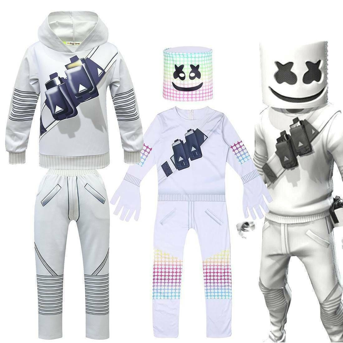 Kid MarshMello costumes Buy Now.Click the link for more